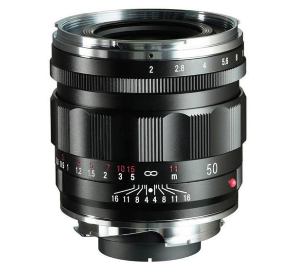 Voigtländer 50mm f2.0 APO LANTHAR ASPH Lens - Leica M Mount