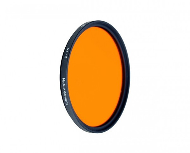 39mm Heliopan Orange 22 SH-PMC Slim Filter