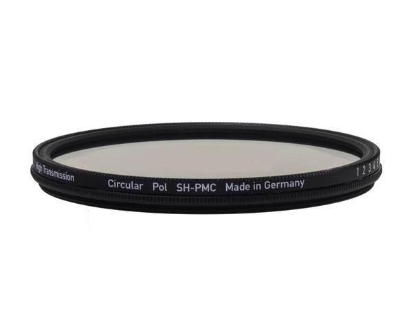62mm Heliopan Neutral Density 10 Stop Slim Filter ND 3.0