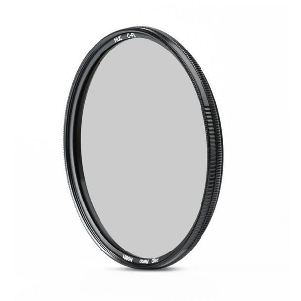 82mm NiSi HUC C-PL PRO Nano Circular Polarizer Filter