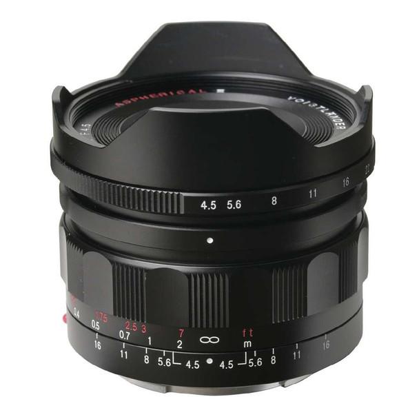 Voigtlander 15mm f4.5 Super Wide Heliar III Lens -Sony E Mount