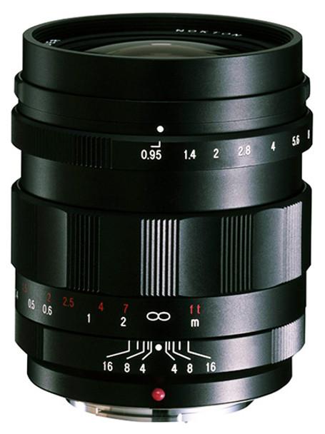 Voigtlander 25mm f0.95 Nokton MFT Type II Lens
