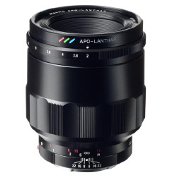Voigtlander 65mm f/2 APO-Lanther Macro Lens - Sony E Mount