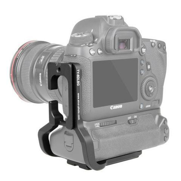 Sirui TY-6DLBG L-Bracket For Canon EOS 6D (With Battery Grip)