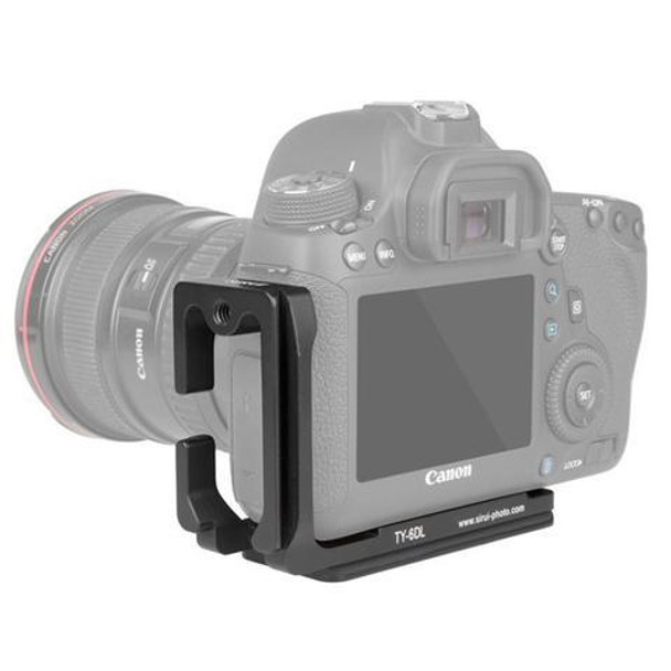 Sirui TY-6DL L-Bracket For Canon EOS 6D (Without Grip)