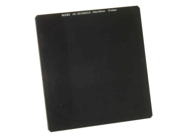 Sirui ND1000 – 10 Stop (3.0) Square Filter – 100x100mm