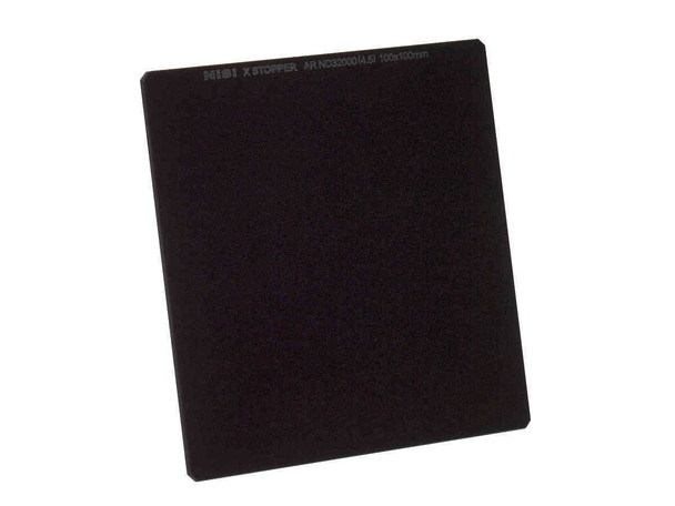 NISI 100mm Square neutral density filter ND3200(15 Stops)