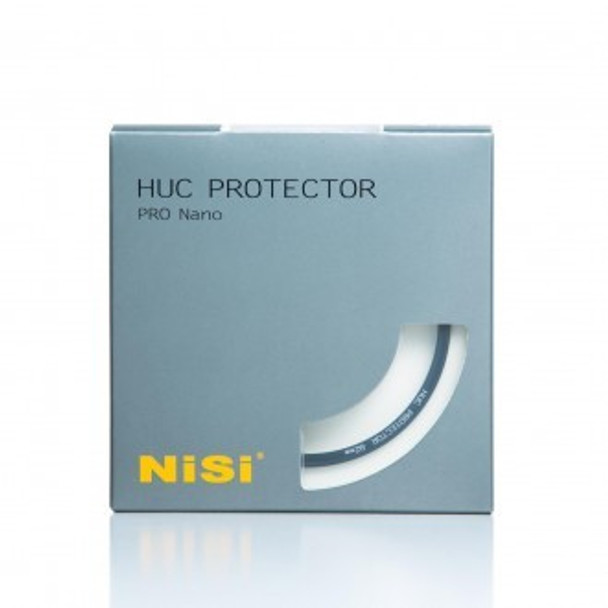 58 mm NISI Pro Nano HUC Clear Protector Filter