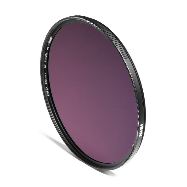 82mm NiSi 10 Stop Nano IR Neutral Density Filter