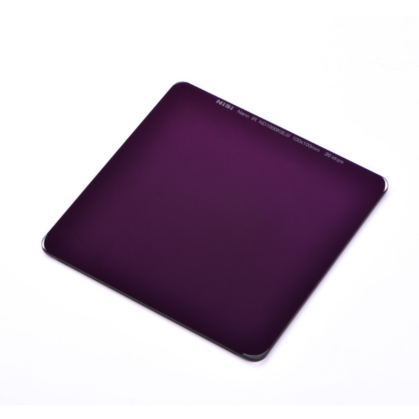 Nisi 100x100mm Nano IR ND Filter 20 Stop