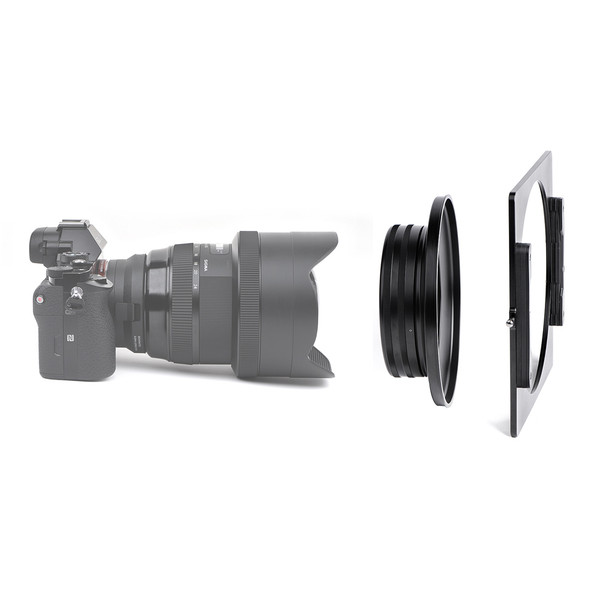 NiSi 150mm Q Filter Holder for Sigma 12-24mm f/4 Art Series
