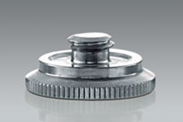 "Novoflex MC-3/8 MiniConnect Coupling - 3/8"" Quick Release Connector (Availability 14 to 21 days)"