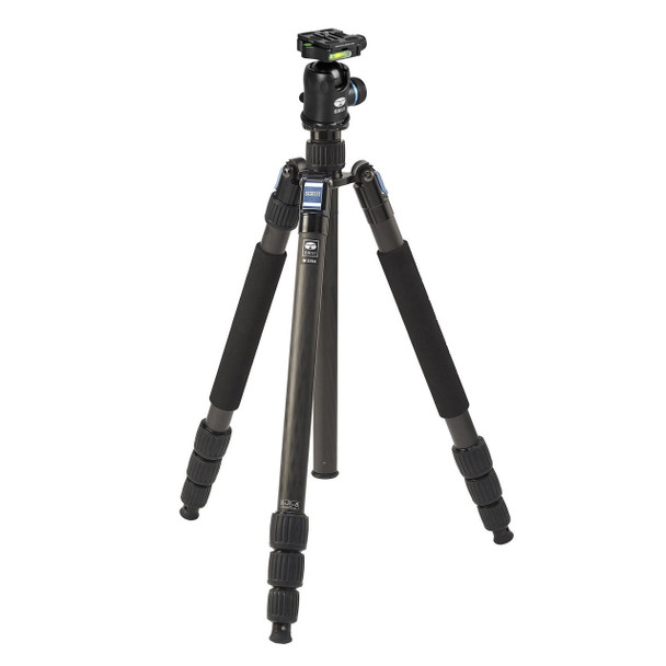 Sirui W-2204 Carbon Fibre Waterproof Tripod with Sirui K-30II Ball Head