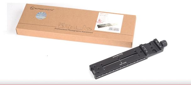 SunwayFoto DMP-200 Multi-Purpose Rail Nodal Slide with Screw-knob Clamp