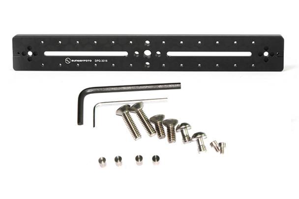 SunwayFoto DPG-3016R Multi-Purpose Arca Compatible Rail