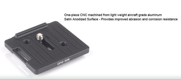 SunwayFoto DPG-50R Universal Quick Release Plate