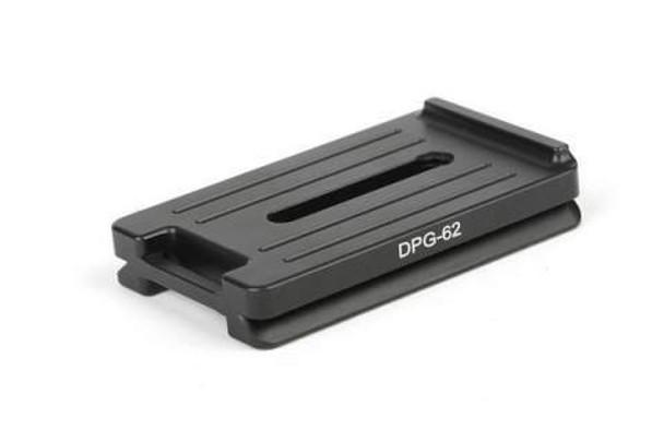 SunwayFoto DPG-62 Universal Arca Compatible Tripod/Head/Quick Release Lens Plate