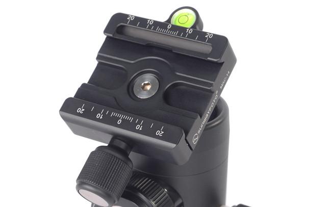 SunwayFoto MAC-14 Manfrotto/Arca Compatible Tripod/Head/Quick Release Clamp