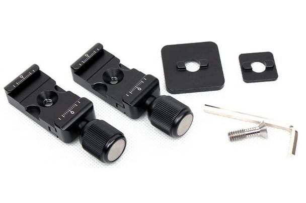 SunwayFoto MCP-01 Mini-Clamp Package