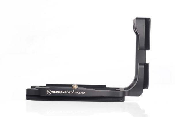 SunwayFoto PCL-6DR L Bracket for Canon 6D Body (without Battery Grip)