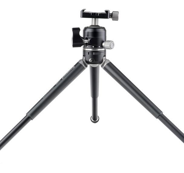 Sunwayfoto T1A20D-T Professional Mini Tripod with XB-28 Ballhead & Clamp