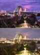 NiSi 100x100mm Natural Night Filter (Light Pollution Filter)