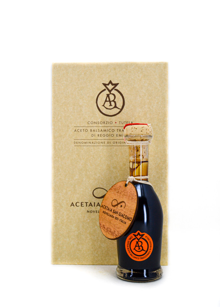 Acetaia San Giacomo Balsamic- Red Label (organic)