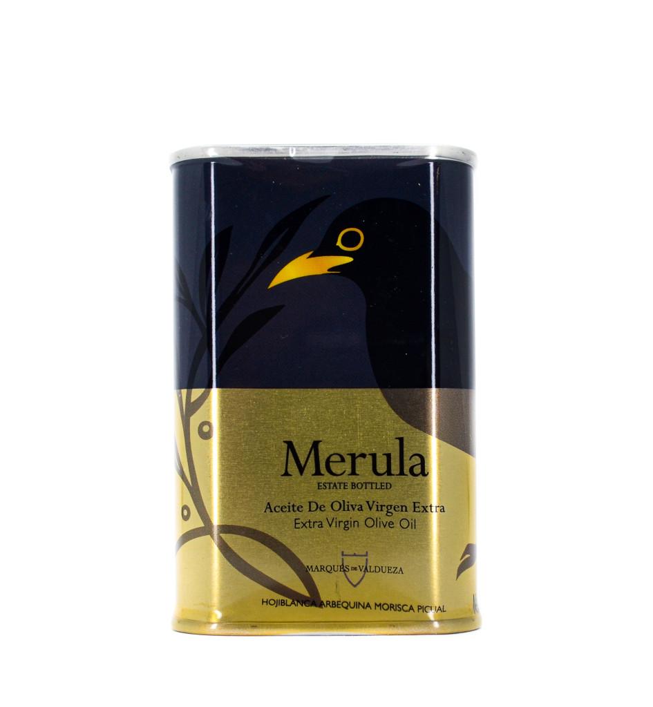 Marques de Valdueza- Merula Extra Virgin Olive Oil