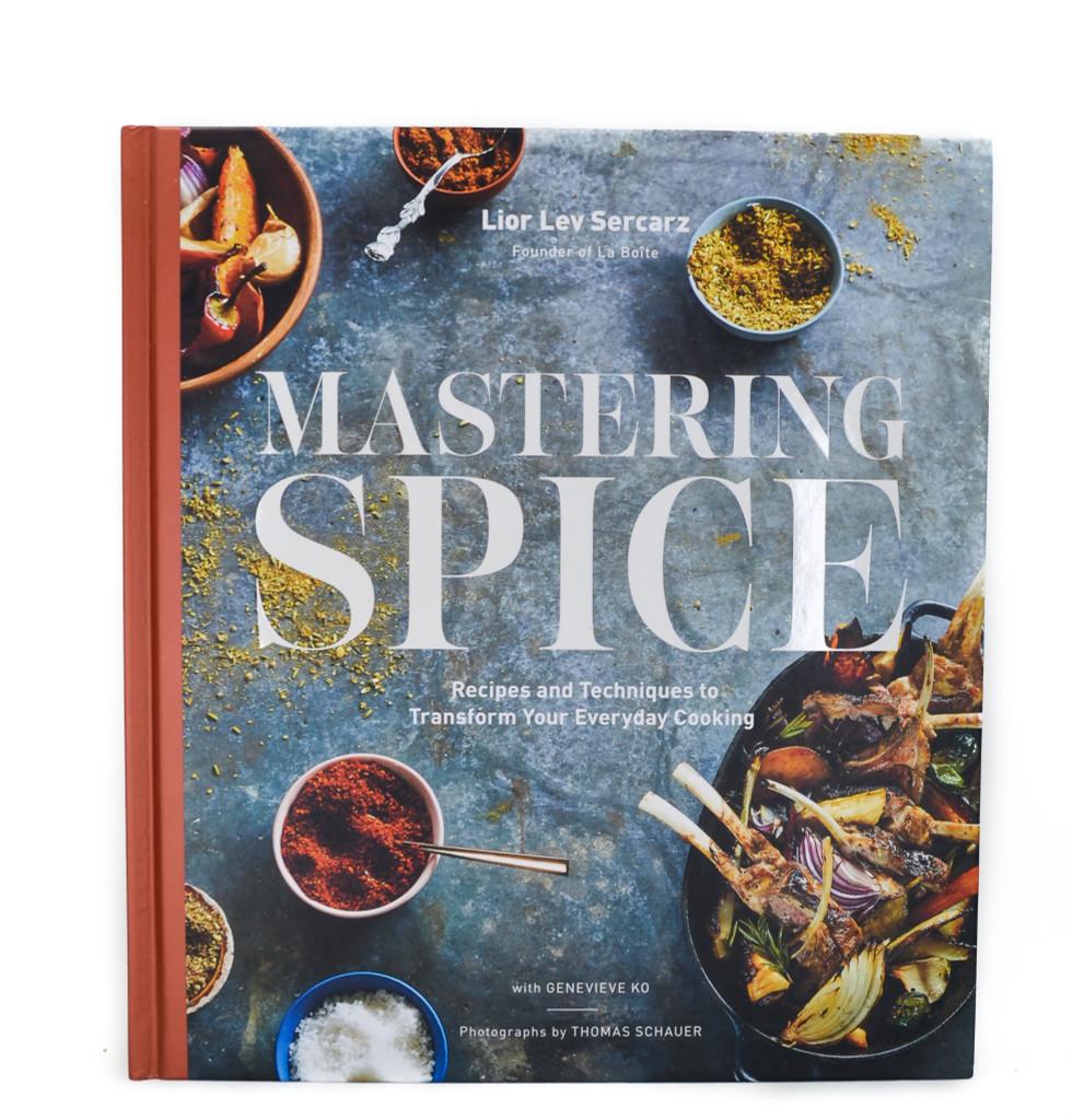 La Boite Books- Mastering Spice