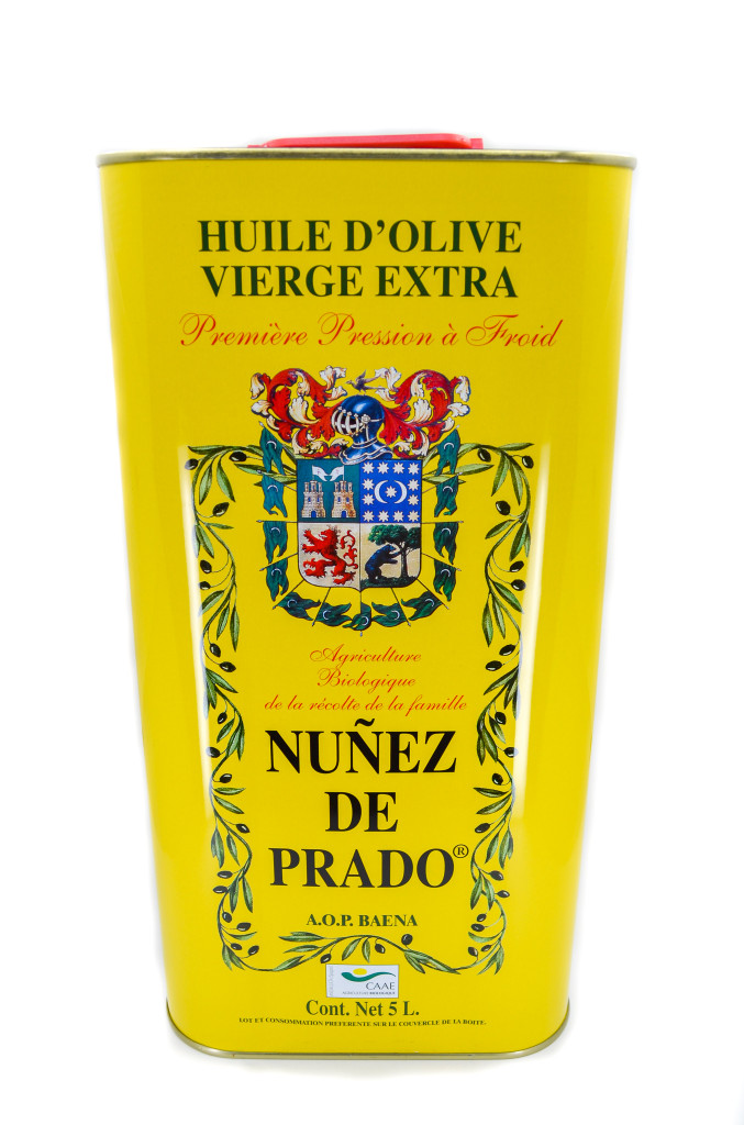 Nunez de Prado- Extra Virgin Olive Oil