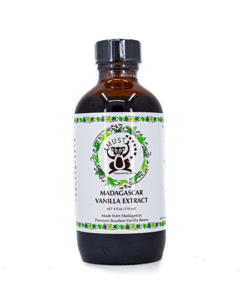 Must Madagascar Vanilla Extract