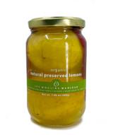 Les Moulins Mahjoub- Natural Preserved Lemons (organic)