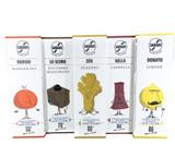 Sabadi Chocolate Set of 5 (organic)