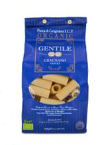 Gentile Pasta- Rigatoni (organic)
