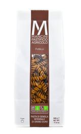 Mancini Pasta- Whole Wheat Fusilli