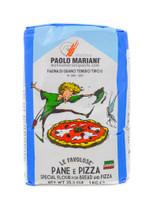 Paolo Mariani- Bread & Pizza Flour