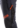 Grey Spider Men's Tree Climbing Pants Side View
