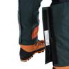DefenderPRO chaps zipped rear view