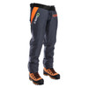 Clogger Zero Chainsaw Chaps side angle view