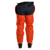 C8 chainsaw chap trouser style back view
