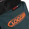Clogger DefenderPRO chaps Arborist Edition zoom logo