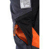 Ascend Chainsaw Trousers - UL Label and vent