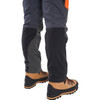 Clogger Women's Ascend Chainsaw Pants Zoom lower back leg