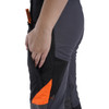 Clogger Women's Ascend Chainsaw Pants Zoom Side