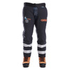 Arcmax Arc Rated FR chainsaw chaps 360 front view