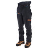 Clogger Wildfire Arc Rated Fire Resistant Women's Chainsaw Pants Side