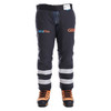 Wildfire Arc Rated Fire Resistant Chainsaw Chaps Front View