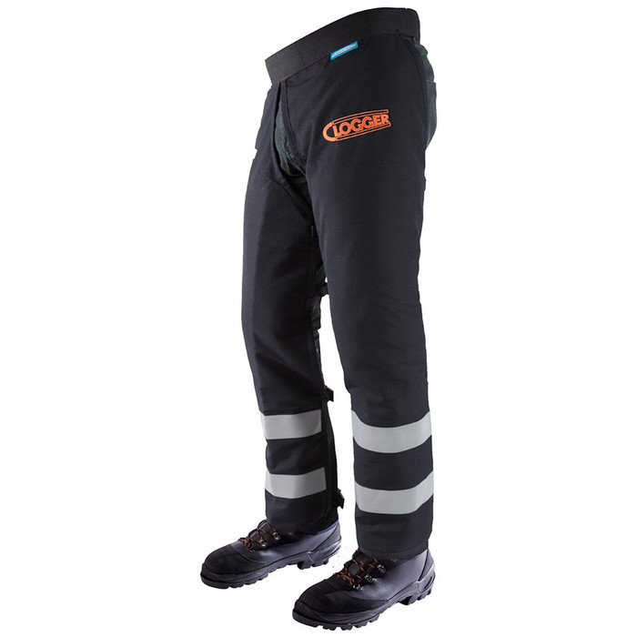 Arcmax FR chainsaw chaps front view