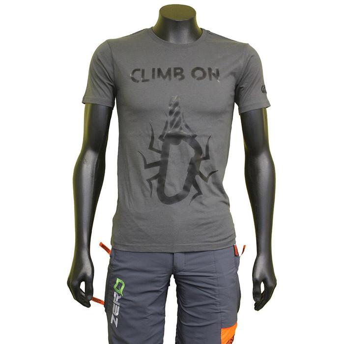 Clogger 'Climb On' Spider T-Shirt