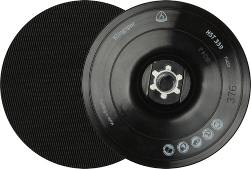 HST 359 BACKING PAD 125MM